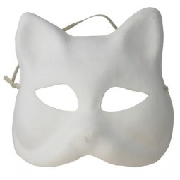 Masque de Venise chat