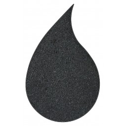 Black puff powder : poudre embossage wow