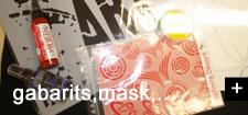 Gabarits, mask, ...