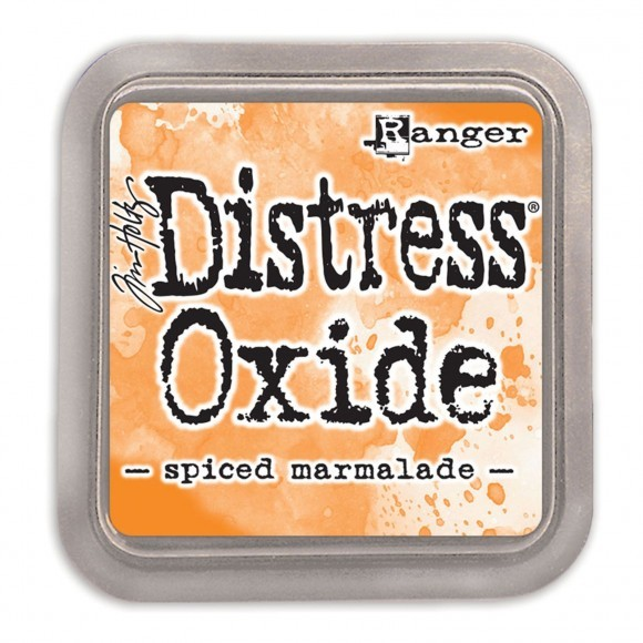 Oxide Spiced marmalade