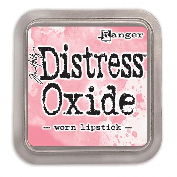 Oxide Worn lipstick