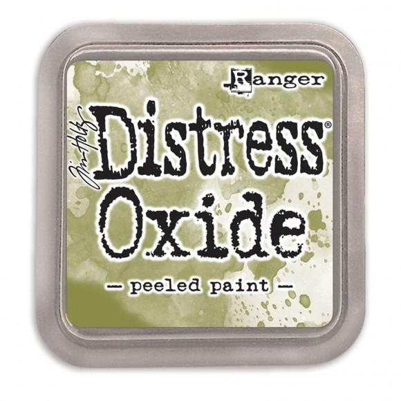 Oxide Peeled paint