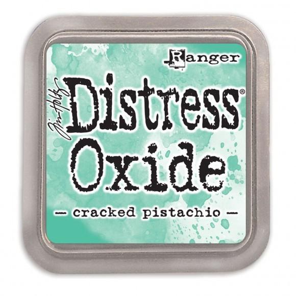 Oxide Cracked pistachio
