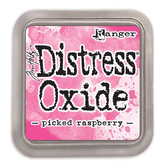 Oxide picked raspberry