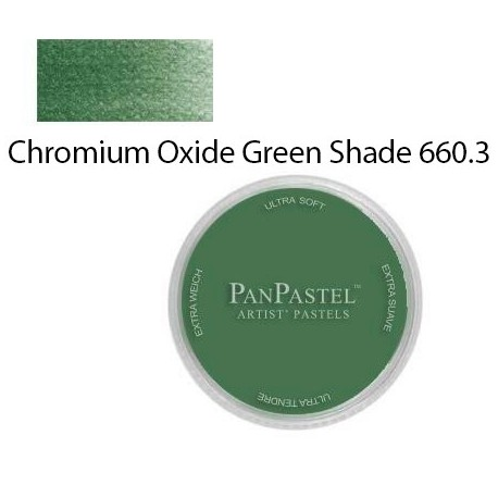 Chromium Oxide Green Shade 660.3