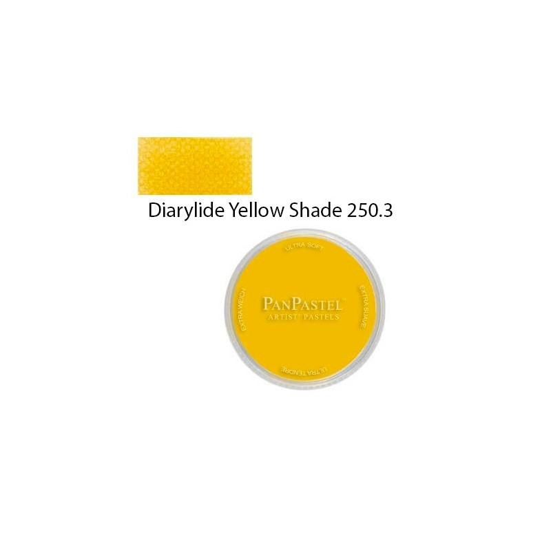 Diarylide Yellow Shade 250.3