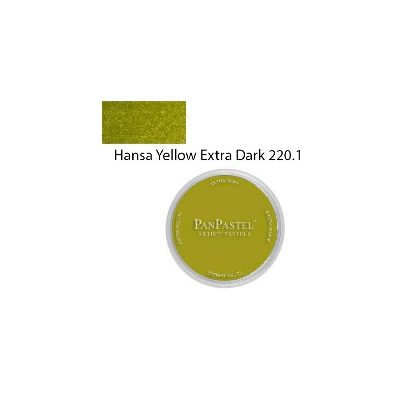 Hansa Yellow Extra Dark 220.1