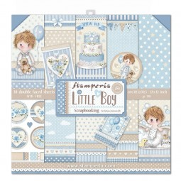 Pack papiers  - Little Boy...