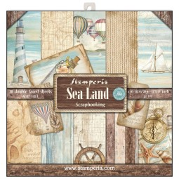 Pack papiers  - Sea Land -...