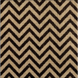 Burlap sheet in colors
