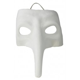 Masque de Venise nez long