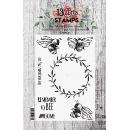 Tampon clear  - Bees - 13 @rts
