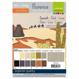 Earth Tones - Pack papiers...