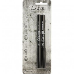 Distress Embossing pens -...