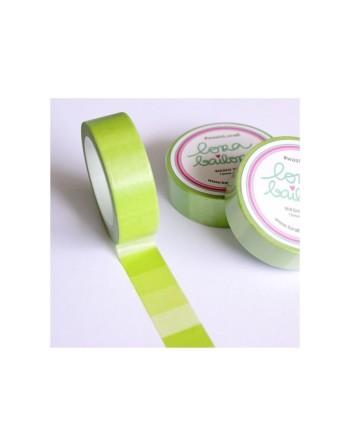 Tape Lora Bailora : vert