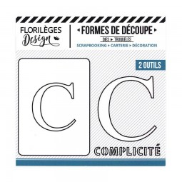 "Lettre C - Collection ""a la..."