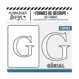 "Lettre G - Collection ""a la..."