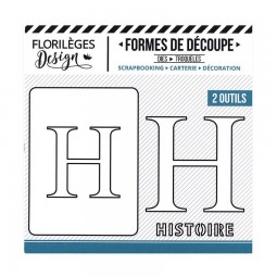 "Lettre H - Collection ""a la..."