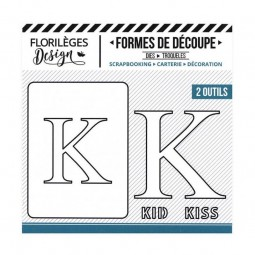"Lettre K - Collection ""a la..."