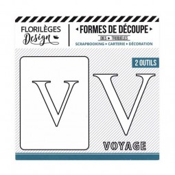"Lettre V - Collection ""a la..."