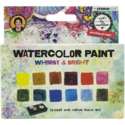 Watercolor Whimsy & Bright...