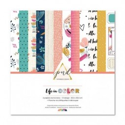 Pack papiers  - Life in...
