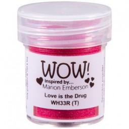 Love is the Drug : poudre...