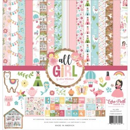 All Girl - Pack papiers -...