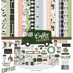 Pack papiers  - Coffee and...