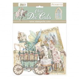Die cut clear - collection...