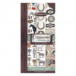 Pack papiers collectables -...