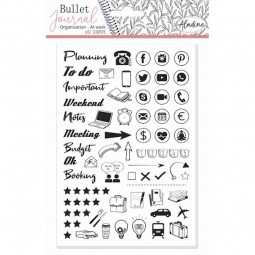 Stampo Bullet Journal -...