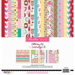 Pack papiers  - My Candy...