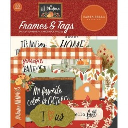Frames & tags - collection...