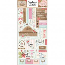 Chipboard Accent -...