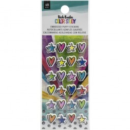 Stickers puffy- collection...