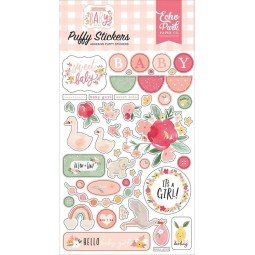 Puffy stickers - Collection...