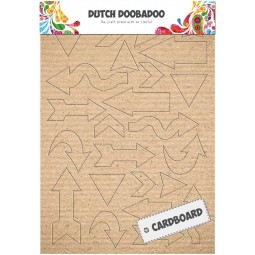 cardboard : flèches - Dutch...