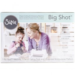Big shot A5 - Sizzix