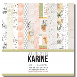 Collection Cahier d'Automne...