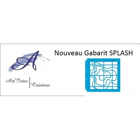 Gabarit splash