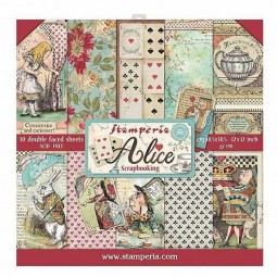 Pack papiers  - Alice -...