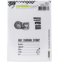 art trading stamp - tampons...
