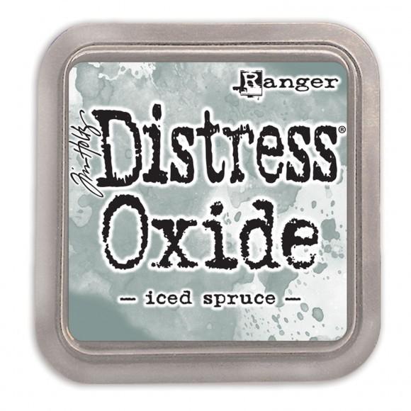 Oxide Iced spruce
