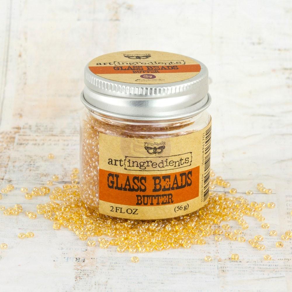 glass butter