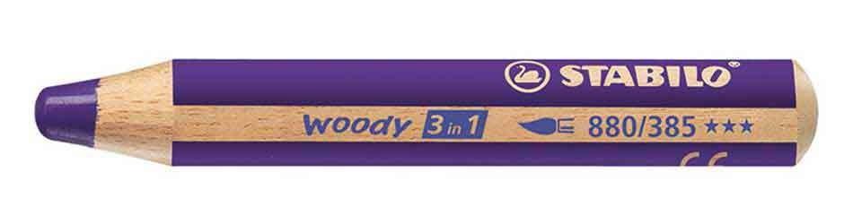 woody violet